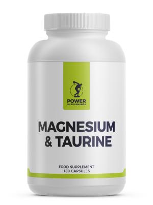 magnesium-en-taurine